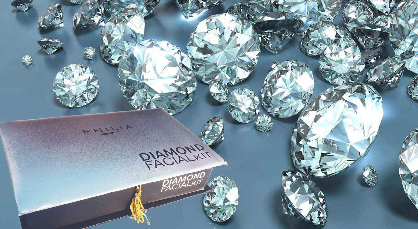 Dimond Facial Kit