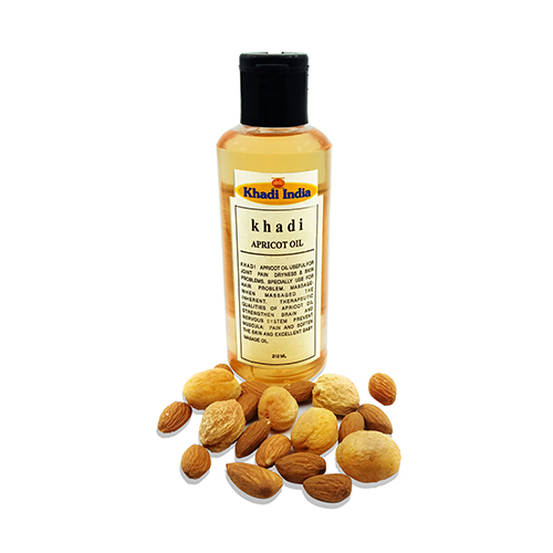 Khadi Apricot Oil 210 ml