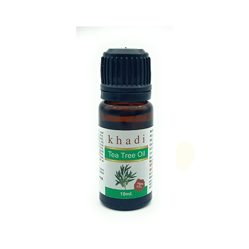 Khadi Tea Tree Essential Oil 10 ml