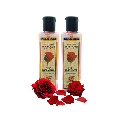 Janakshahi Rose Water 200 ml (Pack of 2)